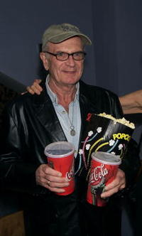 Charles Nelson Reilly at the screening of