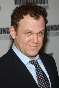 John C. Reilly at the opening of