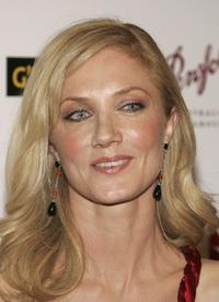 Joely Richardson at the Penfolds Gala Black Tie Dinner.