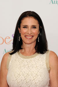 Mimi Rogers at the New York premiere of