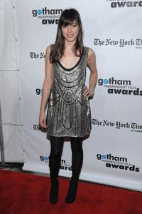 Aubrey Plaza at the IFP's 19th Annual Gotham Independent Film Awards.
