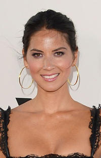 Olivia Munn at the California premiere of