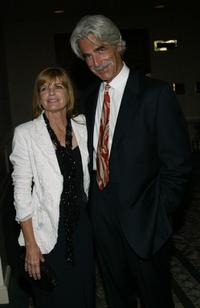 Katherine Ross and Sam Elliott at the 30th Annual Saturn Awards.