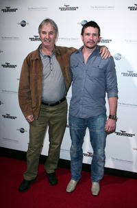 John Jarrod and Matt Nable at the Sydney Gala Premiere of