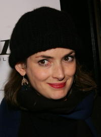Winona Ryder at the Darwin Awards Party during the 2006 Sundance Film Festival.
