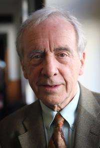 Andrew Sachs at the Best Of British comedy lunch.