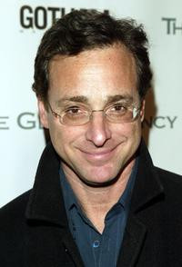 Bob Saget at the Gersh Agency and Gotham Magazine party.