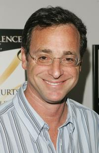 Bob Saget at the premiere of