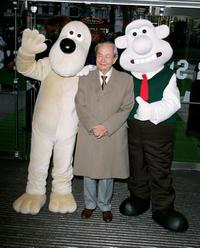 Peter Sallis at the UK Charity premiere of