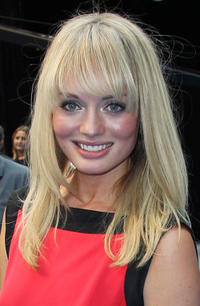 Laura Haddock at the after party of the UK premiere of