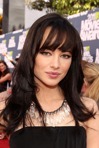Ashley Rickards at the 2011 MTV Movie Awards in California.