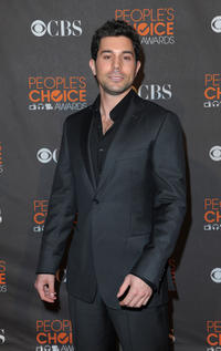 Micah Sloat at the People's Choice Awards 2010 in California.