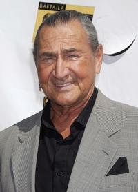 August Schellenberg at the 5th Annual Primetime Emmy Nominees BAFTA Tea Party.