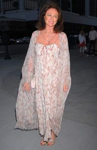 Jacqueline Bisset at the City of Beverly Hills gala honoring fashion icon Fred Hayman.
