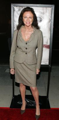 Jacqueline Bisset at the Academy of Motion Picture Arts & Sciences, California premiere of