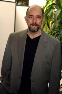 Richard Schiff at the Creative Coalitions Healthcare Policy Roundtable luncheon.