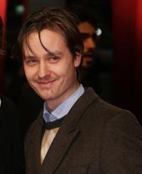 Tom Schilling at the world premiere of