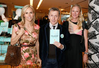 Tory Burch, Simon Doonan and Gigi Mortimer at the Barneys New York Book party For Derek Blasberg's Classy.
