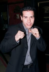 Jon Seda at the New York premiere of