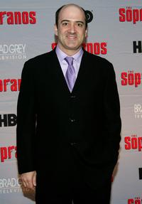 Matt Servitto at the HBO premiere of