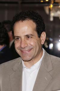 Tony Shalhoub at the Hollywood Radio and Television Society's Cable Chiefs Luncheon.