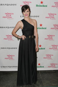 Anna Wood at the after-party of the New York premiere of