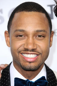 Terrence J. at the California premiere of