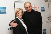 Maggie Smith and Charles Dance at the screening of