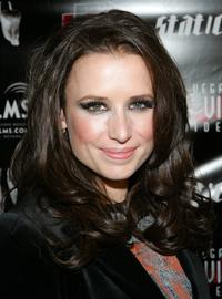 Shawnee Smith at the special screening of