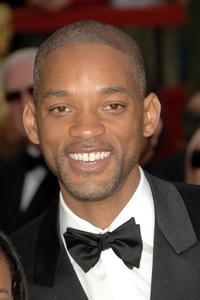 Will Smith at the 79th Annual Academy Awards in Hollywood, California.