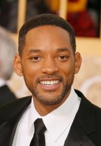 Will Smith at the 64th Annual Golden Globe Awards.