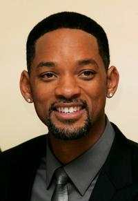 Will Smith at the premiere