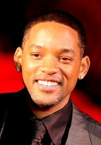 Will Smith at the Japan premiere of