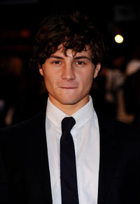 Augustus Prew at the UK premiere of