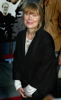 Sissy Spacek at the premiere of