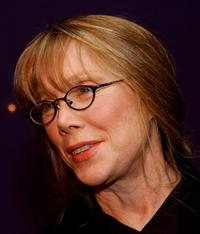 Sissy Spacek at the Charles Horman Truth Project Human Rights Awards.