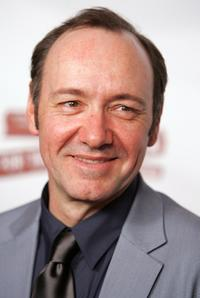 Kevin Spacey at the after party for the opening night of