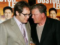 James Spader and William Shatner at the