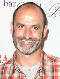 Brody Stevens at the Chelsea Handler's book party of