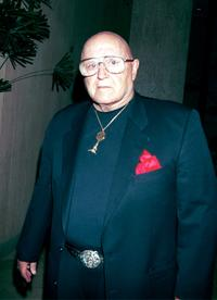 Rod Steiger at the 28th Annual Vision Awards.