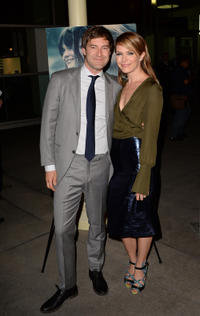 Executive producer Mark Duplass and Katie Aselton at the California premiere of