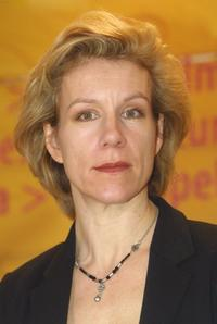 Juliet Stevenson at the Berlinale Film Festival.