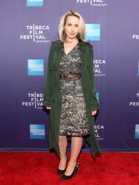 Cynthia Fortune Ryan at the premiere of