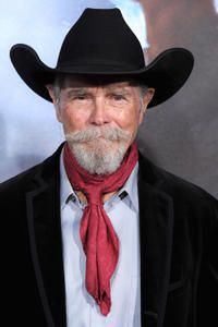 Buck Taylor at the California premiere of