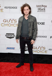 Kit Harington at the Spike TV's 6th Annual 2012