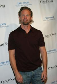 Lee Tergesen at the Conde Nast Grey Goose Gala.