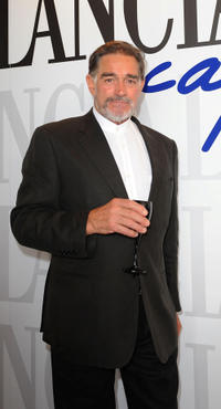 Fabio Testi at the Lancia Cafe during the 67th Venice International Film Festival in Italy.