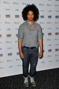 Terence Nance at the screening and Q&A of
