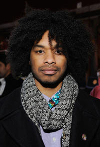 Terence Nance at the Alfred P. Sloan foundation Reception & Prize Announcement during the 2012 Sundance Film Festival.