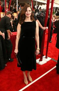 Jeanne Tripplehorn at the 14th Annual Screen Actors Guild awards.